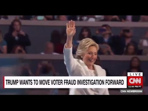 Thumbnail: Trump wants to move forward with voter fraud investigation He believes he would have won the popula