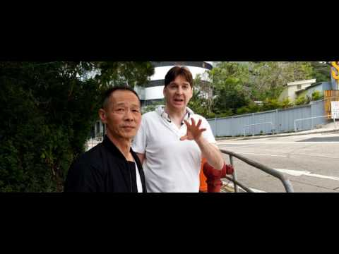 Hsiao Ho Interview at the legendary Shaw Brothers Studios!