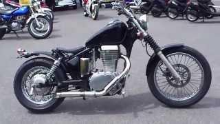 岡山県高梁市にあるオートショップ マルクの中古車、スズキ サベージ400...