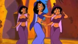 Aladdin 3 - C'è una Festa Qui ad Agrabah (Genio)