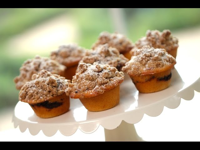 Beth's Coffee Cake Muffin Recipe
