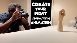 Wie erstellen stopmotion-animation | After effects tutorial