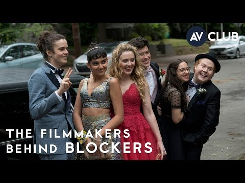 Kay Cannon and the cast of Blockers talk flipping the teen sex comedy on its head Mp3