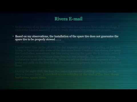 Liability Presentation Video