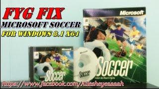 How To Play Microsoft Soccer \ Football \ Gol on WIndows 8.1 (x64)
