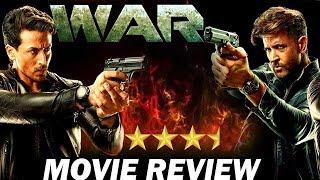 WAR | MOVIE REVIEW|HRITHIK ROSHAN, SHROFF, VAANI KAPOOR