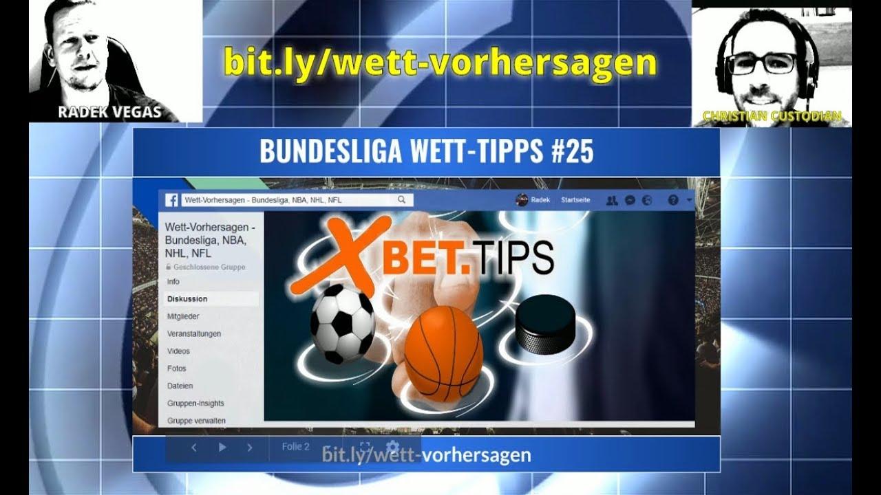 Die Besten Bundesliga Wett Tipps Heute Fur Den 25 Spieltags Sportwetten Von Xbet Tips