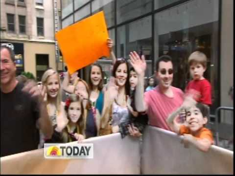 Winfield Middle School Today Show
