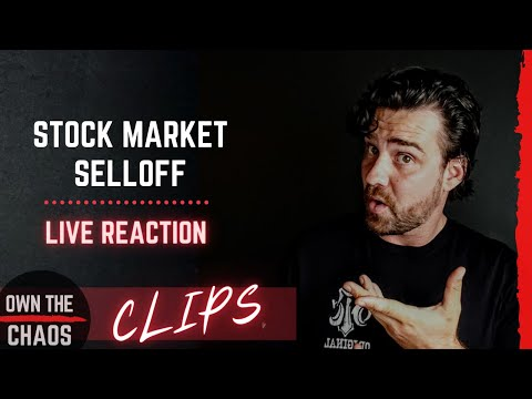 Stock Market Crash Reaction! | Why the Stock Market Crashed, and What you NEED to know!