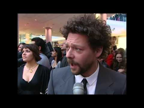 "Prince of Persia: The Sands of Time: World Premiere: Richard Coyle ""Tus"" Interview"