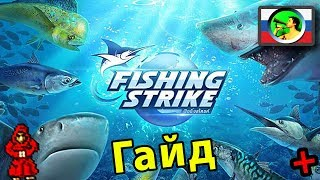 Fishing Strike ГАЙД @ Стримы Тангара