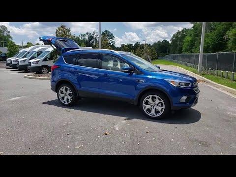 2019 Ford Escape The Villages, Leesburg, Belleview, Wildwood, Crystal River, FL 190942