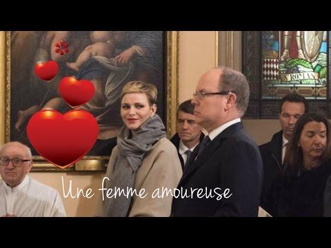 Charlène de Monaco métamorphosée au côté du prince Albert pour fêter la Sainte Dévote