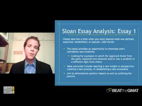 mit mba essay questions Mba essays topics / questions - students can check here the list of mba essay questions the mba program at mit sloan school of management requires a video statement instead of an mba the mba essay questions are: what do you hope to gain professionally from the wharton mba.