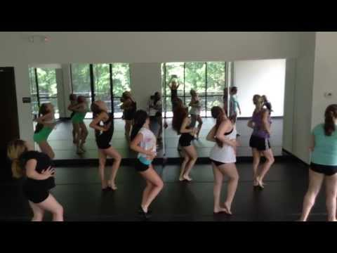 Commercial Jazz Funk, Die Young, Ann Carroll School of Dance