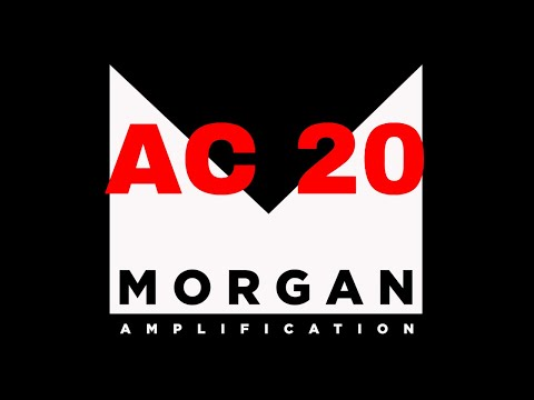 Morgan Amps AC 20 Demo Video by Shawn Tubbs
