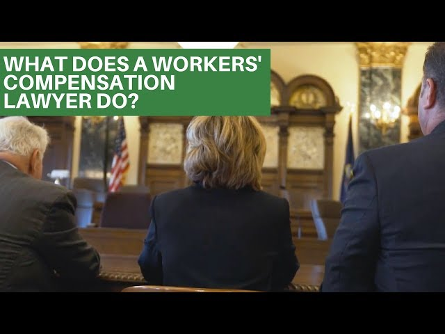 What does a workers' compensation lawyer do? | PA Workers Comp Attorneys