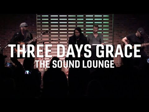 Three Days Grace - Live at the Sound Lounge with Lyndsey Marie