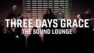 �������� ���� Three Days Grace - Live at the Sound Lounge with Lyndsey Marie ������