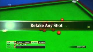 WSC Real 11: World Snooker Championship Debut Trailer [HD] 720p