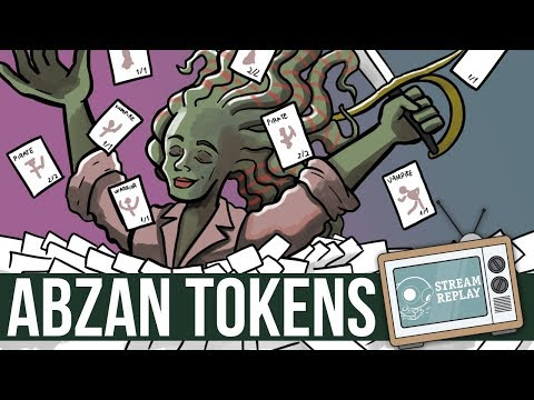 Abzan Tokens in Standard!!!