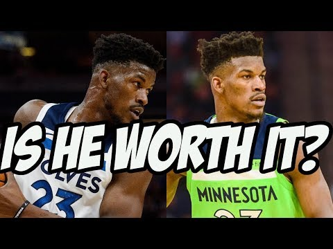 The Good & Bad Parts of Trading For Jimmy Butler