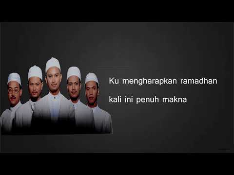 (LEGEND NASYID) Raihan Feat Man Bai - Harapan Ramadan with lirik HQ