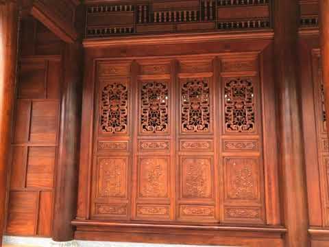 3 Mẫu cửa bức bàn đẹp - xem thêm tại nhà gỗ Phúc Lộc
