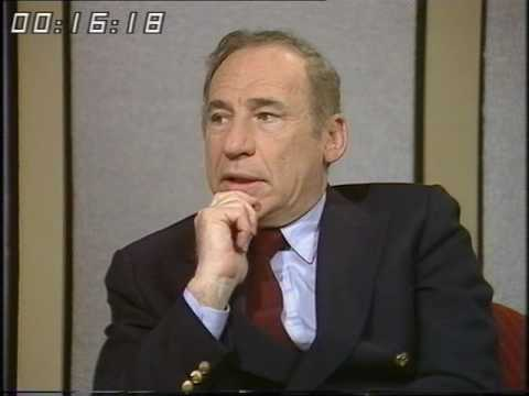 Mel Brooks - Interview - Afternoon Plus - 1984