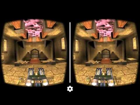 Quake for Google Cardboard Game Review Gameplay
