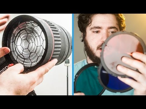 $50 Fresnel lens kit for Bowens-fit lights - NanGuang NG-10X review