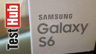 Samsung Galaxy S6 - Test - Review - Recenzja - Prezentacja PL