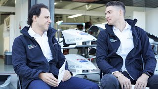 The Back to Back Interview | Felipe Massa and Edoardo Mortara