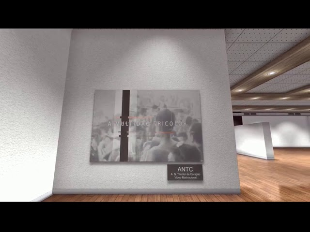 Galeria 3D Portfolio Video Marketing Roberto Silveira