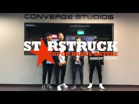 ||Starstruck K-Pop Dance Battle - Auditions|| - KDW BOYZ