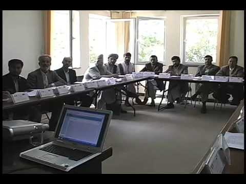 Afghanistan: Training Afghan Lawyers