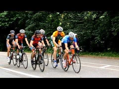 How to Ride a Bike in a Pack | Road Cycling