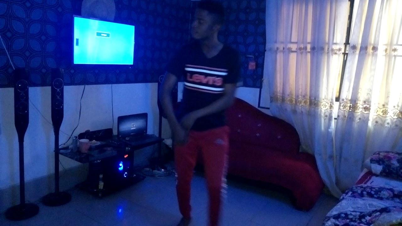 Nigerian version of Malwedhe dance challenge