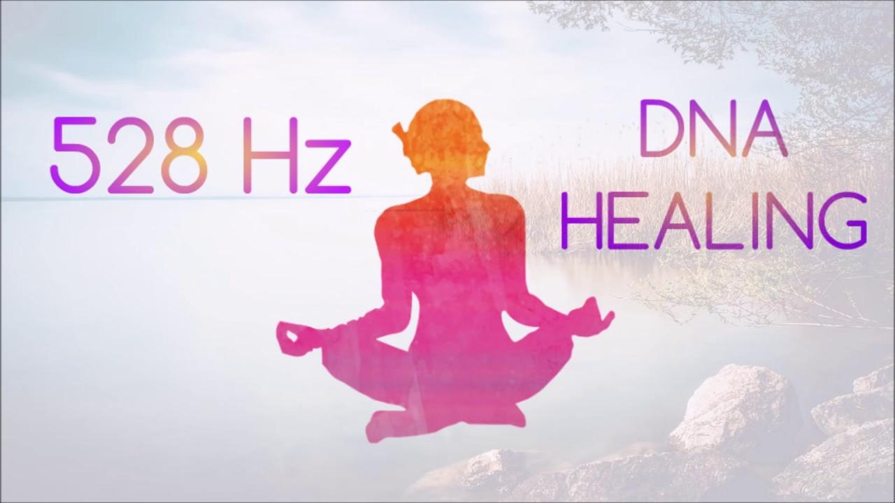 528 Hz   DNA HEALING MUSIC   ADS FREE   2017