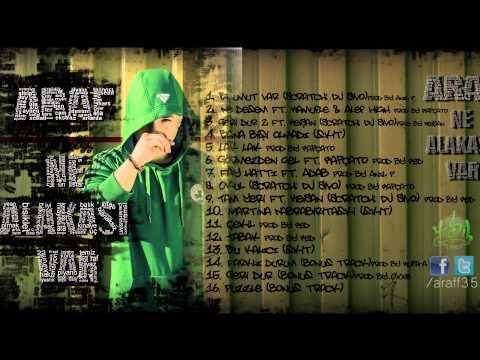 5.Araf - Lak lak (Produced by Rapçato)