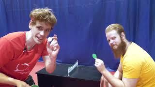 Мини теннис / Видео