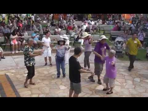 Okinawan Festival 2015- KACHASHI
