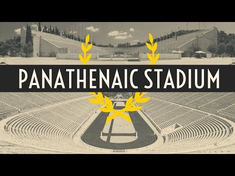 Panathenaic Stadium - Athens (Greece)