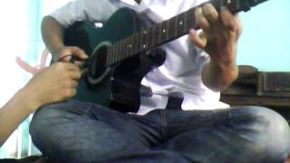 Anh mơ  Guitar Cover