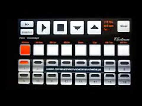 Electrum Drum