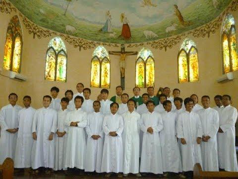 Album Rohani Katolik || SEMINARI TINGGI SANTO PETRUS P. SIANTAR