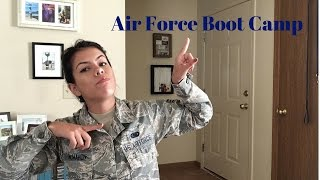 Air Force Boot Camp | It