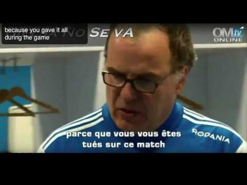 Marcelo Bielsa gives a motivational speech (English and French Subtitles)
