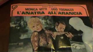 L' Anatra all' Arancia - Locandina 1975