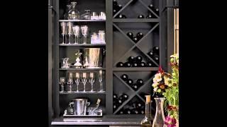 Built In DIY Wine Rack